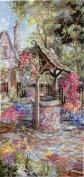 Pegasus Originals Wishing Well Garden Counted Cross Stitch Chart Pack