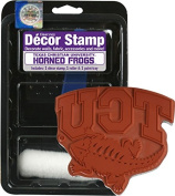 Clearsnap Colour Box Texas Christian University Decor Stamp