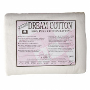 Quilter's Dream Natural Cotton White Select Batting (310cm x 310cm ) King