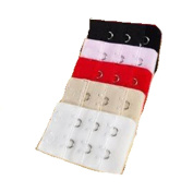 5 Pcs Mix Colour Sexy Women Girl Ladies Lingerie Bra Extenders Strap 5.1cm Long