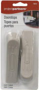 Project Partner 70610 Doorstops, 2-Pack
