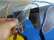 4 PCS Dental Unbreakable Patient Hand Mirror Dental hand mirror Random Colour