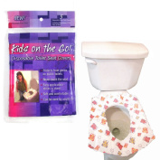 New Toilet Training Disposable POTTY Seat Cover 5 Pack Kids Children $ave