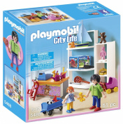 PLAYMOBIL City Life, Toy Shop Playset 51 pc.