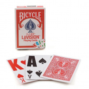 Bicycle Lo Vision Playing Cards