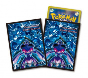 Pokemon GENESECT Team Plasma Card Sleeves MTG WoW TCG CCG Anime Game Character