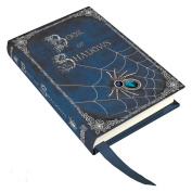 Luna Lakota Book of Shadows 10cm Mini Hard Cover Embossed Blank Journal Book