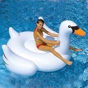 Giant Swan Pool Float - Improvements