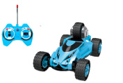Haktoys HAK123 5 Wheeled X-Terrain RC Stunt Car - Colours May Vary