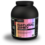 Reflex Nutrition Natural Whey 2.2kg Strawberry