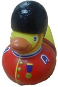 London Souvenir Bath Time Duck Guardsman