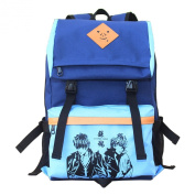 Anime fans Japanese Anime Student Book Bag Cosplay Anime Cartoon Rucksack Knapsack Backpack