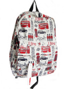 Rucksack/ Backpack School Bag Short Trip LONDON