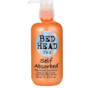 BED HEAD TIGI SELF ABSORBED MEGGA NUTRIENT CONDITIONER 250ML
