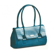 Fiorelli Millie Shoulder Bag - Teal - exclusively designed by Fiorelli for Avon