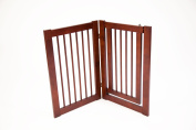 Primetime Petz 360 Extension Kit Gate with Door 80cm . - Walnut