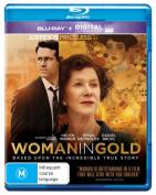 Woman in Gold (Blu-ray/UV) [Region B] [Blu-ray]