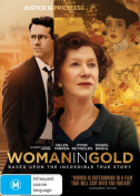 Woman in Gold [Region 4]