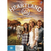 Heartland: Series 8 [Region 4]