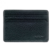 Boconi Tyler Tumbled Weekender ID Card Case