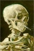 Vincent van Gogh Skeleton Journal