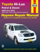 Toyota Hilux 4x4 Automotive Repair Manual