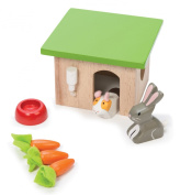 Le Toy Van ME045 doll's house accessory - Bunny and Guinea
