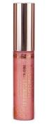 Kardashian Beauty Make Up - Honey Flavoured Lip Plumping Shimmer Gloss - Revved Up Rose Gold (372).