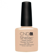 CND Shellac Power Polish - Open Road Collection - Powder My Nose 90544