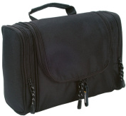 Grizzly- Toilet Case. Rigid body toiletry bag, large 7 litre capacity. multi compartment