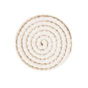 Crepe Wool Hair - White