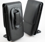 DIGITALJIMS VERTICAL LEATHER BELT CLIP POUCH CASE COVER PROTECTOR FOR APPLE IPHONE 5