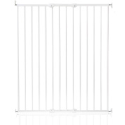 Safetots Extra Tall Screw Fitted Pet Safety Gate White