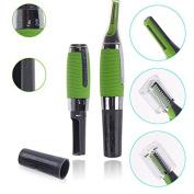 SZTARA Remover Clipper Cleaner Shaver Portable Nose Ear Eyebrow Hair Trimmer