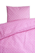 Farg Form Bedset with Spots