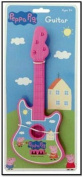 28cm Peppa Pig Pink Guitar
