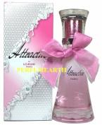 Attractive By Lomani Eau De Parfum Spray for Woman 3.3oz/100ml
