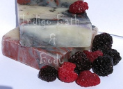 Black Raspberry Vanilla - Handmade Artisan Body Soap