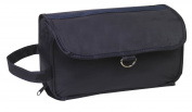 Hanging Toiletry Cosmetics Travel Bag, Navy by BAGS FOR LESSTM