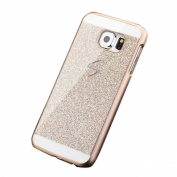 Ularmo 2015 New Hot Popular S6 Edge Case, S6 Edge Cover, Luxury Crystal Rhinestone Case Cover for Samsung Galaxy S6 Edge G9250