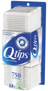 Q-Tips Cotton Swabs, 750ct