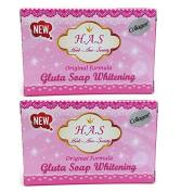 New Original Natural Formula Gluta Soap Whitening Collagen Soap Bar