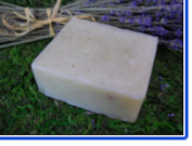 """Because It's Nice"" Handmade All Natural Oatmeal Honey Soap"