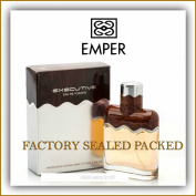 "Executive By Emper Eau De Toilette for Men 100ml Nib ""New in Sealed Box"""