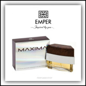 "Maxima By Emper Edt for Men 100ml ""New in Sealed Box"""