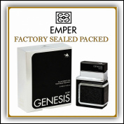 """Genesis Noir By Emper Eau De Toilette for Men 100ml Nib """"New in Sealed Box"""""""