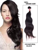 Tomorrow Lover® One Bundle Mongolian Virgin Hair Natural Black Body Wave 50gram 50ml Mongolian Virgin Hair Extensions Top Quality Nadula Huamn Hair Weave Bundles