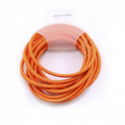 Blyyasgi™ Candy Colour No Metal Gentle Elastics Girls Hair Accessories Elastic Rubber Band Hair Rope