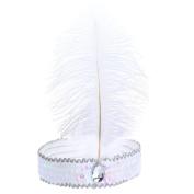 DDLBiz Feather Hair Band Headband