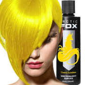Arctic Fox Semi Permanent Hair Dye - 120ml Cosmic Sunshine #11